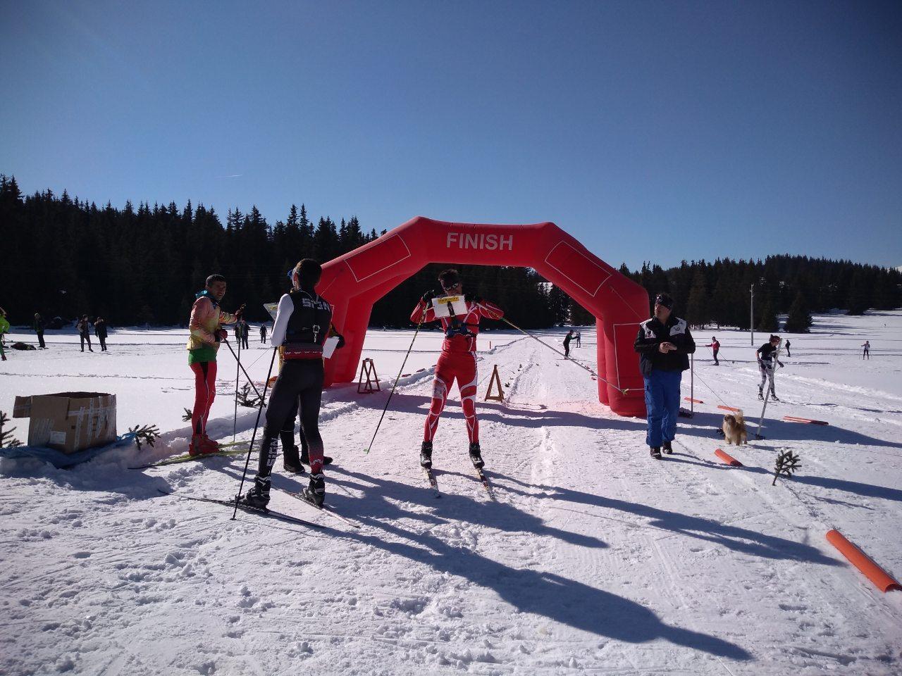 ДП ски ориентиране 2019 - финал