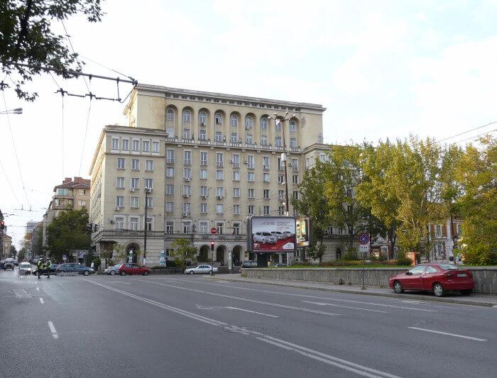 Спортна палата София