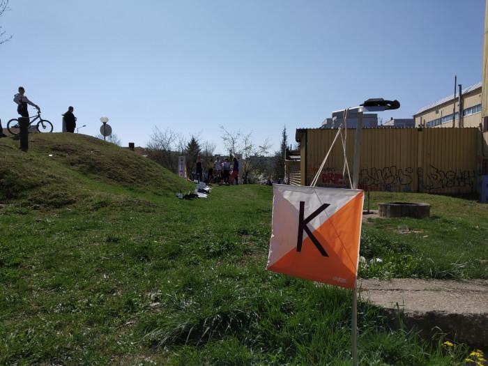 Kочка K на купа 3 Hills 2019
