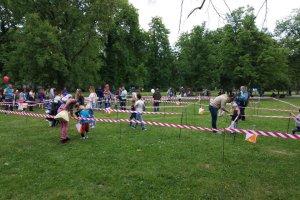 Спортен празник в Борисовата градина