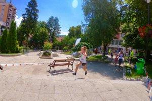 Финал на спринтова дистанция на Кристина Иванова