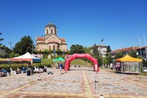 Финал спринта на купа Сивен 2020 в Преслав