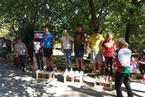 Награждаване на мъже и жени 21 елит на купа Пловдив 2019