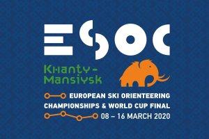 Плаката на ESOC 2020 в Ханти Мансийск