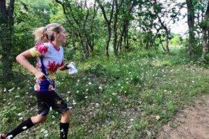 Кристина Иванова на лагера на НО в Ахтопол