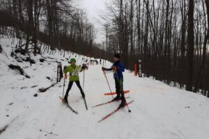 Ски ориентиране - купа Троян