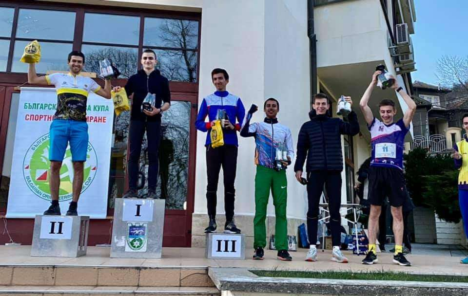 Награждаване нокаут спринт - мъже
